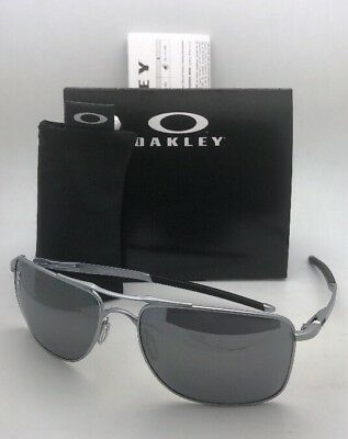 4418a57f431 NEW OAKLEY CONDUCTOR 8 004107-02 60 15 BLACK METAL RX SUNGLASSES ...