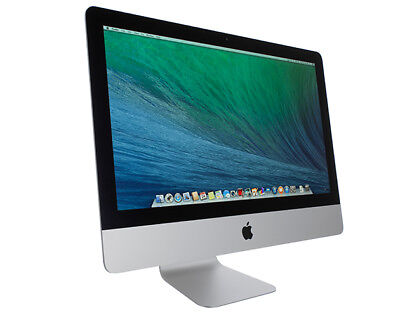 "Apple 27"" iMac A1419 - Intel i7-4771 3.5GHz - 16GB RAM - 1TB Fusion Drive"