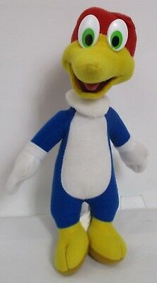 "Woody Woodpecker Plush Doll Toy 10"" By Kelly Toy Universal Studios"