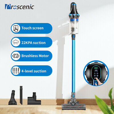 Proscenic P8 Handheld Vacuum Cleaner Upright Cordless Stick Handstick Bagless