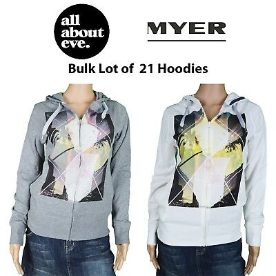 Myer All About Eve Little White Lie Fashion Hoodie Jumper Bulk Lot 21 Wholesale