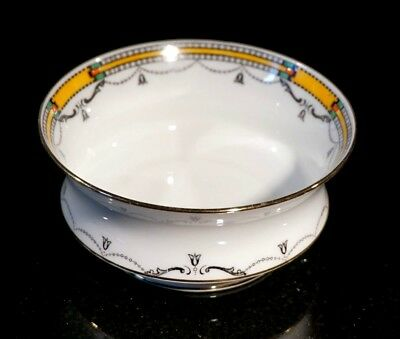 A Beautiful Early Art Deco Paragon Sugar Bowl