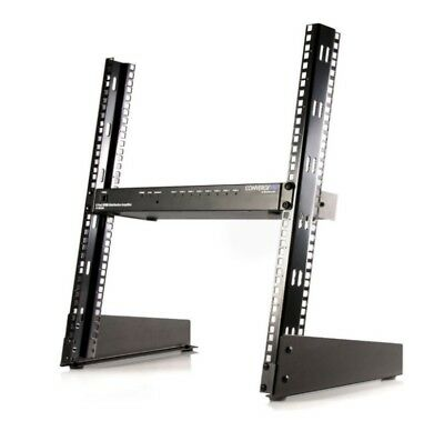 12U Space 19 inch Studio & Server Network Equipment Desktop Rack 2POST Frame