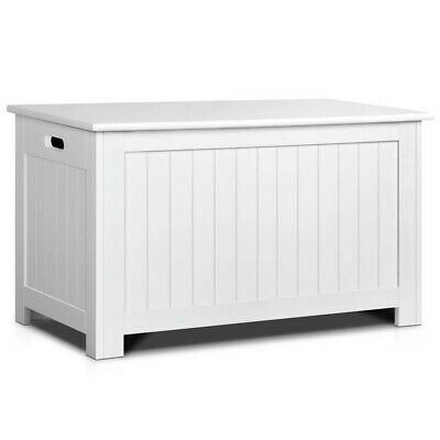 Kid's Toy Box Chest Storage Cabinet Containers Children Clothes Organiser