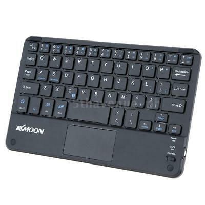 Wireless Mini Bluetooth Tastatur Mit Touchpad Für Windows IOS PC Android W1R8
