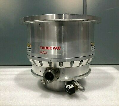 Oerlikon Leybold Vacuum TurboVac Mag W 3200 with MAG.DRIVE digital & cable