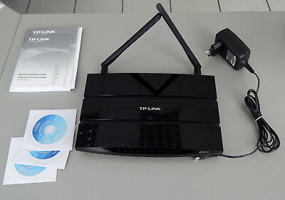 TP-Link Dualband-Gigabit-WLAN-Router  WDR3600 Typ N600