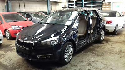 2014 BMW 218 2.0TD Active Tourer Auto Luxury DAMAGED REPAIRABLE SALVAGE