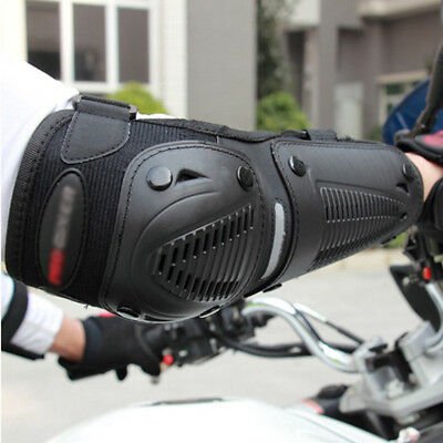 Motorcycle Cycling Brace Protector Knee Pads+Elbow Pads Elastic belt Guard Gear