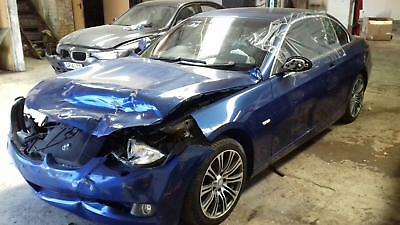 2007 BMW 320 SEI 2.Occ CONVERTIBLE DAMAGED REPAIRABLE SALVAGE CAT U DRIVES