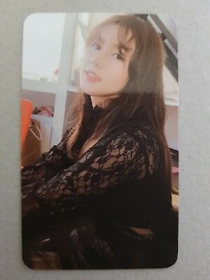 (G)-IDLE G-IDLE MIYEON #2 Authentic Official PHOTOCARD 1st Album I am LATATA 미연