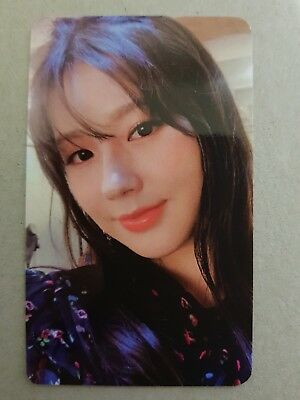 (G)-IDLE G-IDLE MIYEON #1 Authentic Official PHOTOCARD 1st Album I am LATATA 미연
