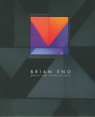 ENO, Brian - Music For Installations (Super Deluxe Edition) - CD (CD box)