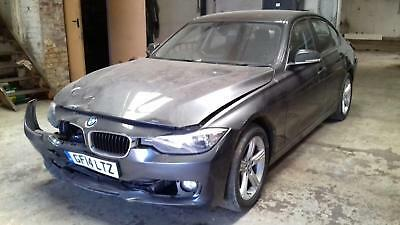 2014 BMW 320 2.0TD SE BluePerformance DAMAGED REPAIRABLE SALVAGE DRIVES