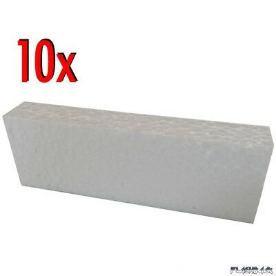 10x Styropor-Block Inlay für NES Originalverpackung - Styrofoam OVP Box - NEW -