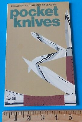 Collector's Illustrated Price Guide Pocket Knives (Paperback, 1977)! Stidham