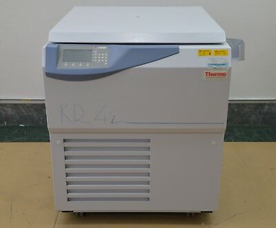 Thermo Electron Jouan KR 4i Centrifuge Refrigerated 6 Liter RC-6 Rotor (14575)