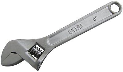 Amtech C1800 6-inch Adjustable Wrench
