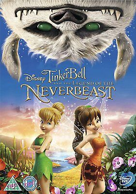 Tinker Bell & The Legend of the NeverBeast  Next Day Delivery  8717418455491