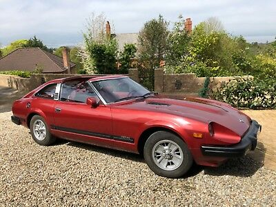 Datsun 280 Zx Targa 1980 - Manual - Excellent Condition - One Owner - 42K Miles