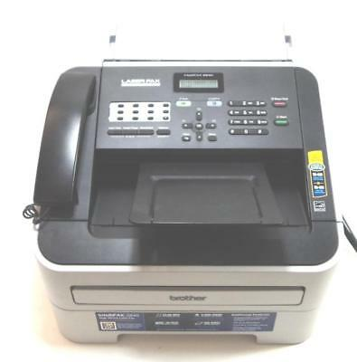 Brother Intellifax 2840 High Speed Monochrome Laser Fax & Copier 2870 Page count
