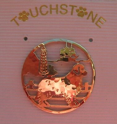 """Touchstone Jewelry, a  Large (1"""") Pin for the Newfoundland lover"""
