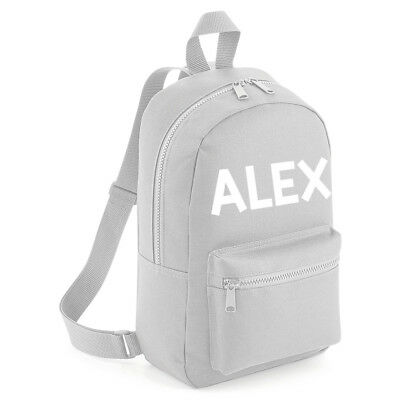 Personalised Kids Backpack - Any Name Boys Girls Unisex PE School Bag #MBP1
