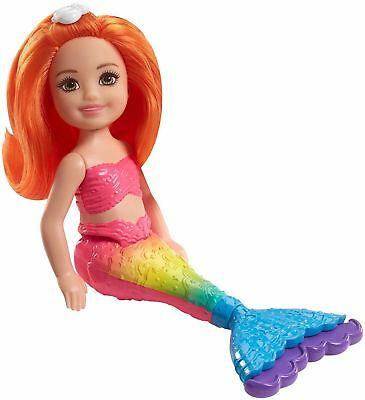 Barbie Dreamtopia Small Mermaid Doll Fkn05 Brand New In Box