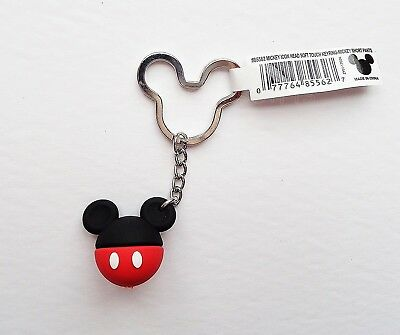 Disney - Mickey Mouse Head Icon Ball - Mickey Pants - Keychain/Keyring 85562