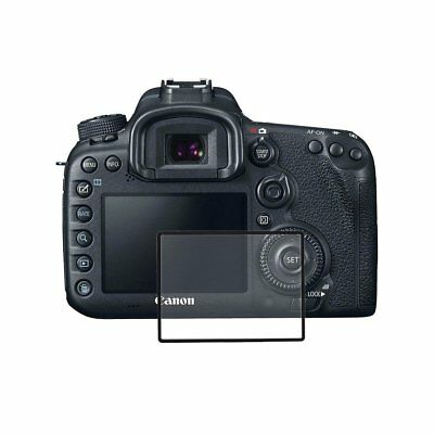 SCREEN PROTECTOR PRO. OPTICAL GLASS for Canon 7D Mark II 7D MKII 7D MK2