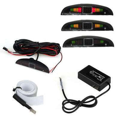 Electromagnetic Auto Reversing Car Parking Radar Sensor with Led BuzzerA