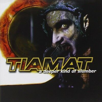 "Tiamat ""A Deeper Kind Of Slumber"" Gatefold DOLP – white vinyl [re-release 2018]"
