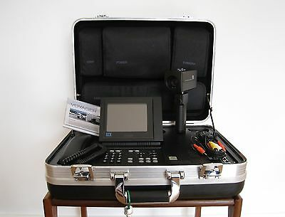 Aethra Voyager 384 Portable Video Conference System Briefcase