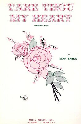 MY INDIANA VINTAGE sheet music STATE SONG piano and vocal MARCHING