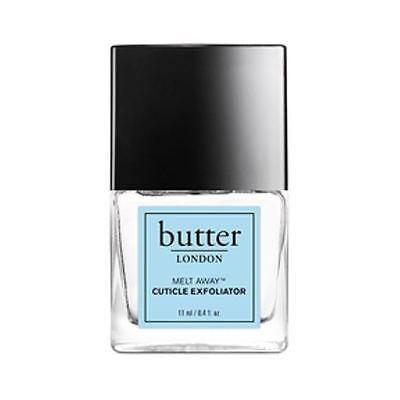 butter LONDON Melt Away Cuticle Exfoliator 11ml, NEW + BOXED