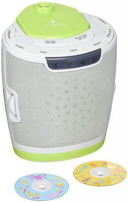 myBaby Soundspa Lullaby Sound Machine and Projector, Auto-Off Timer,...