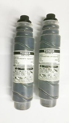 2 x  Toner for Ricoh Aficio MP3352 MP3351 MP3350 MP3010 MP2852 MP2851 Type 2120D