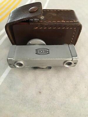 Medis Rangefinder, Made in Germany with Leather case