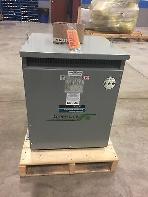Green Line REX Transformer 20 KVA BA20H-C2/Z3 NEW