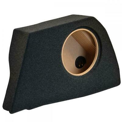 "BMW 1 Series F20 F21 Custom Fit MDF 10"" Sub Box Subwoofer Enclosure Bass"