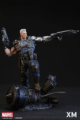 Cable 1/4 Scale Statue XM Studios STGCC EXCLUSIVE New SHIPS FROM USA