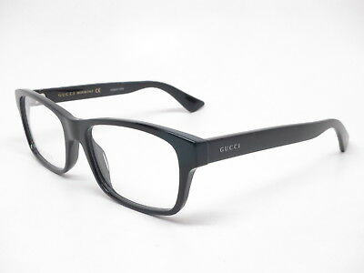 ddf37ca9f047 New Authentic Gucci GG0006O 005 Black GG 0006O Eyewear Eyeglasses