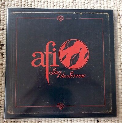 AFI - Sing the Sorrow - 2 LP