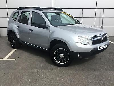 2014 Dacia Duster Ambiance Dci Hatchback Diesel