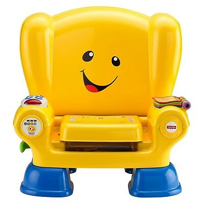 Fisher Price Laugh & Learn Smart Stages Yellow Chair Baby Learning Toy