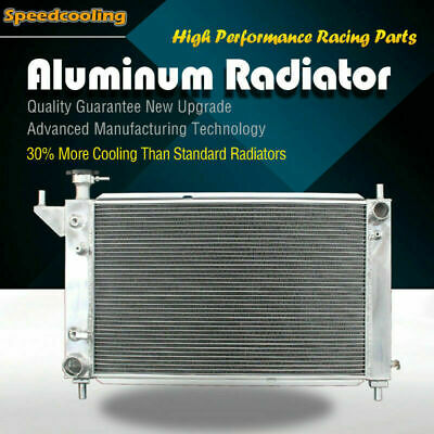 3 ROW Aluminum Radiator For Ford Mustang V6 V8 3.8 5.0 94-96 AT MT