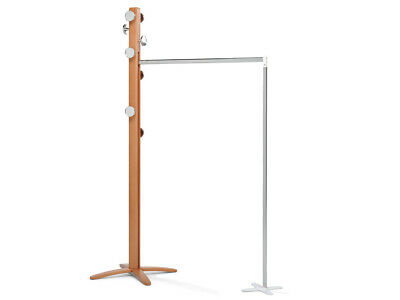Espansiva Wood Coat Stand Walnut