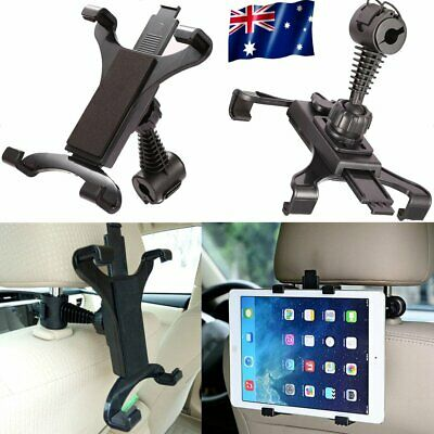 AU Universal Car Mount Seat Headrest For iPad Android Tablet Stand Holder 8-12""