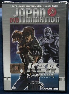 Japan Dvd Animation - Ken Il Guerriero - Dvd N.03425 Sigillato