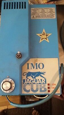 Jaguar / IMO cub Variable frequency inverter VC 150